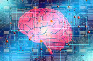 Brain image Artificial Intelligence